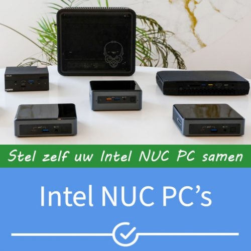 Intel NUC PC's